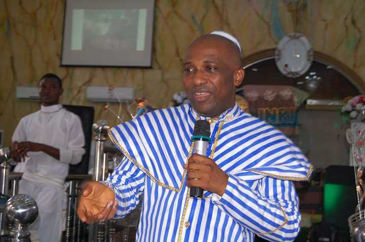 Primate Ayodele Releases 2021 Prophecies For Boris Johnson, Trump, International Countries…