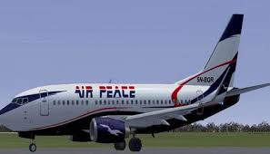 Air Peace Releases Statement Debunking The 'Plane Crash' Claim…