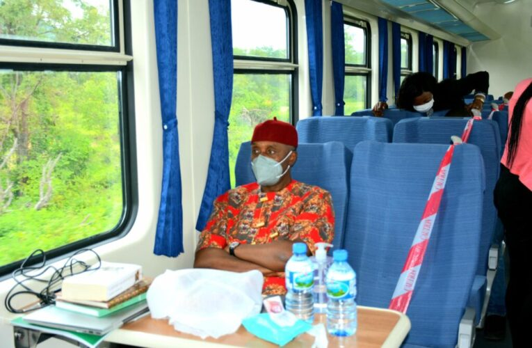 Covid-19: Amaechi Speaks On FG Plan To Stop Train…