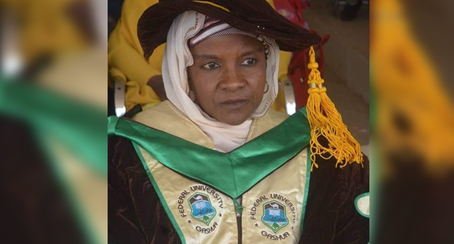 5 Things To Know About Incoming Fugashua VC Prof Maimuna Waziri…