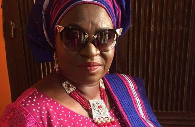 Fausat Gbadebo, APC woman leader is dead, party mourns…