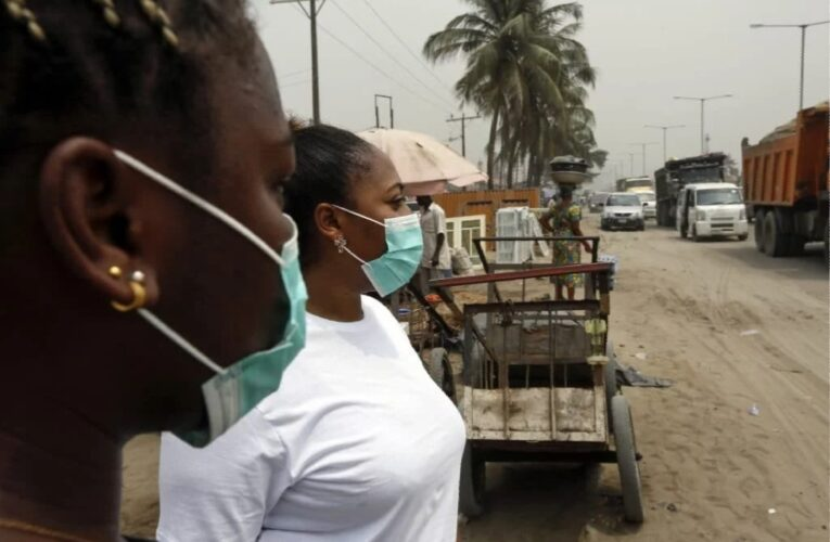 Enforcement Of Face Masks Begins In Lagos As Second Wave Of Coronavirus Thickens…