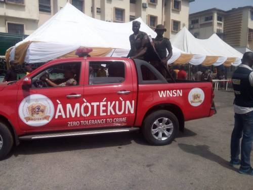 My Cousin, 20 Persons Were Killed By Amotekun Before My Eyes – Oyo Resident Claims…