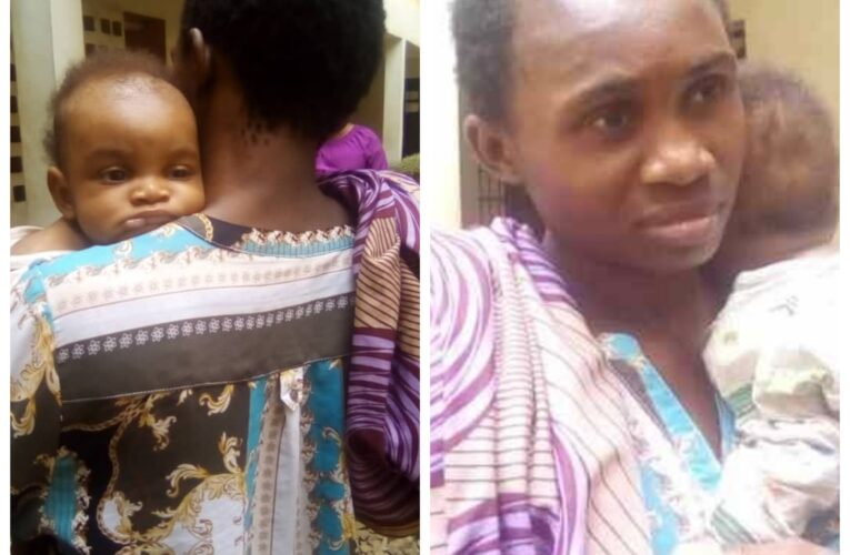 Why I want to sell my baby for N40,000 – 32-year-old Ebonyi lady…