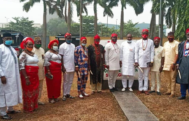 OHANAEZE NDIGBO GENERAL ASSEMBLY WORLDWIDE EMBARKS ON FAMILIARIZATION TOUR TO DSS…
