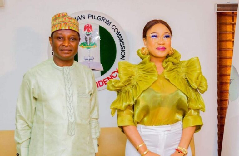 Christian Pilgrim Commission names Tonto Dikeh peace ambassador…