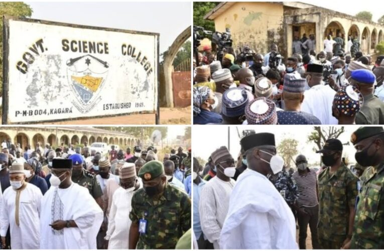 Kagara abductions: FG has abandoned us, Governor Bello cries out…