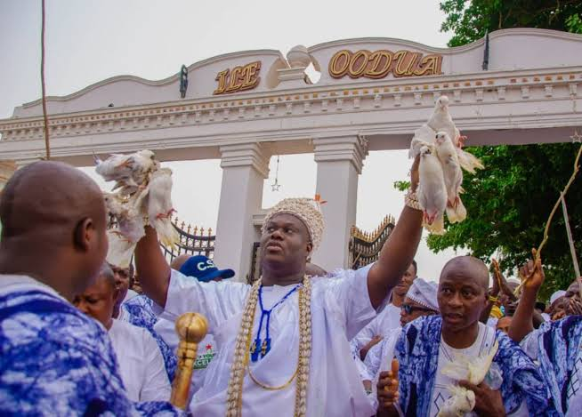 Ooni charges Govts: 'Uncountable Nigerians wallowing in abject poverty'…