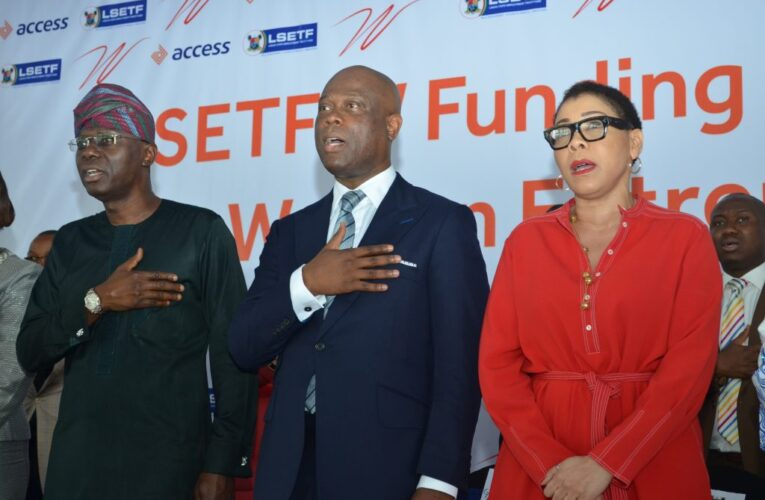 Access Bank's W Initiative, Lagos govt's LSETF to empower 4,000 female entrepreneurs…