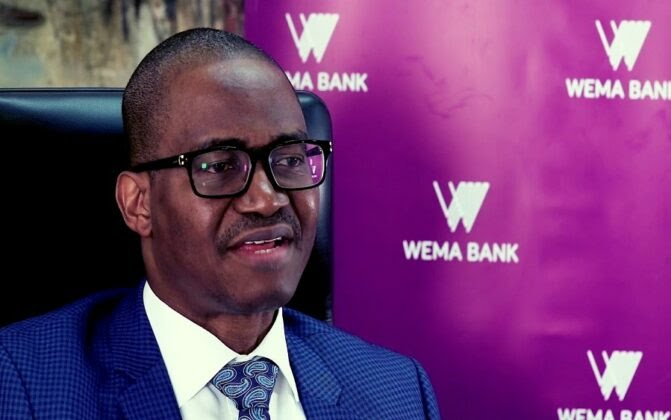 FIGURES DON'T LIE: WEMA BANK STANDING ON STRONG FINANCIAL FUNDAMENTALS – Adebise…