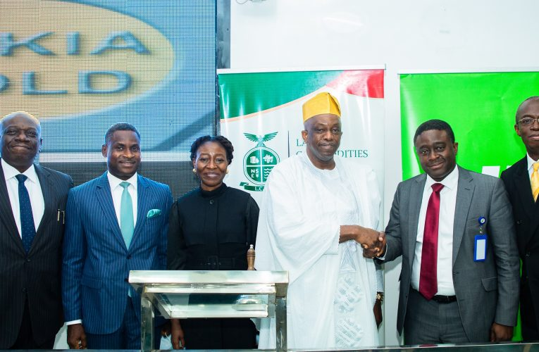 Listing on LCFE: Heritage Bank-Dukia Gold set to unlock N344trillion market worth of gold…