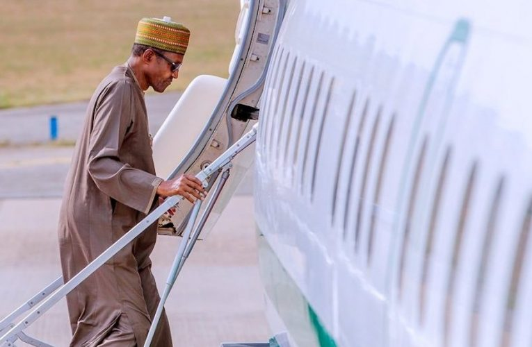 President Buhari leaves Nigeria Sunday…