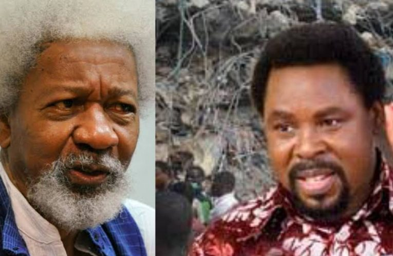 Rights group says Soyinka got It wrong on TB Joshua's trial…
