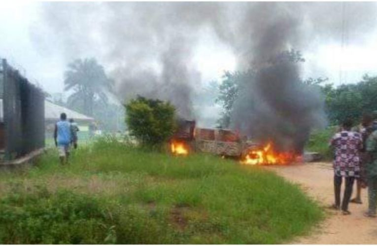 Officer Killed As Gunmen Attack Two Police Stations In Akwa Ibom…