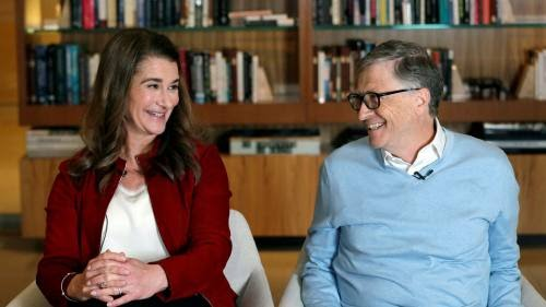 BREAKING: Bill and Melinda Gates divorce after 27 years of marriage…