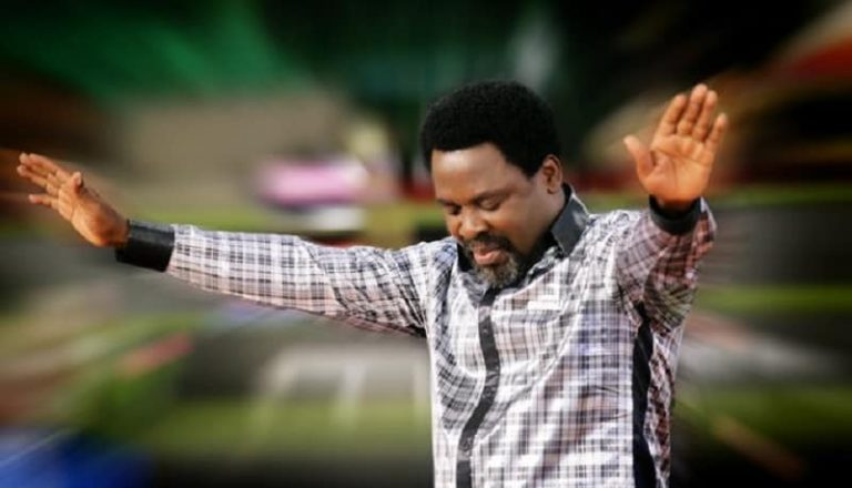 See Reactions of Peter Of Psquare, OAP Daddy Freeze As Video Of Pastor Celebrating T.B. Joshua's Death With His Members Surfaced Online…