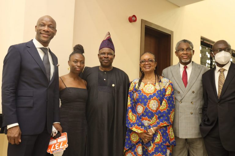 GTB: New Training Complex Dedicated to Memory of Co-Founder Tayo Aderinokun…