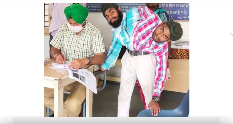 Conjoined brothers Sohna and Mohna To Vote Next year As They Becomes Adult…