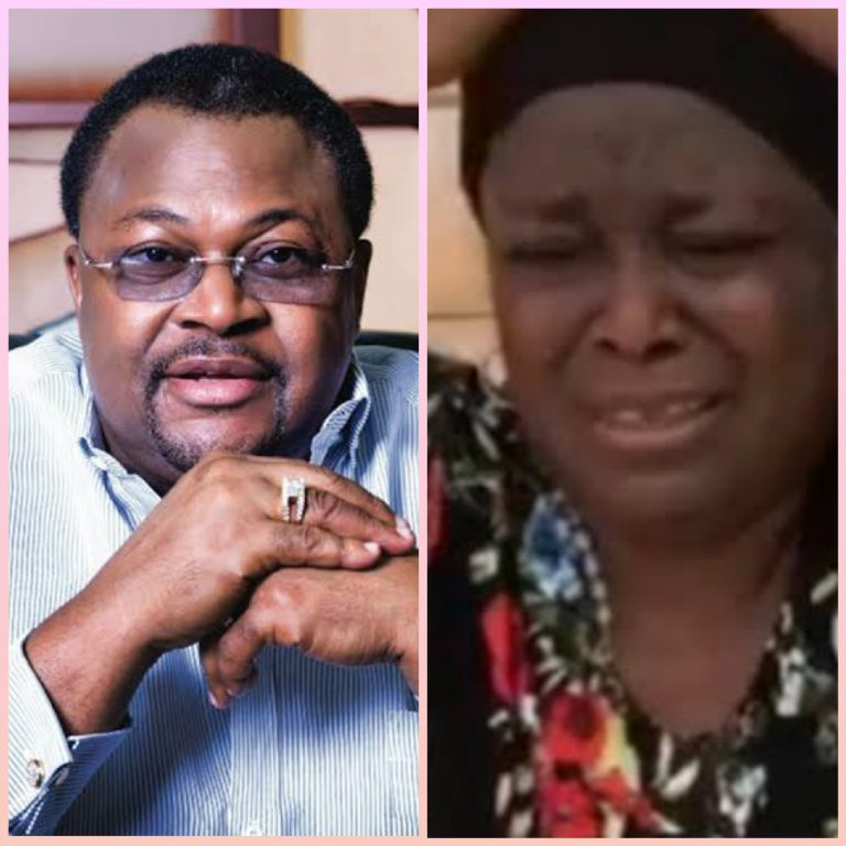 Love Scandal Video: Mike Adenuga's Former Mistress, Nora Alleges Witch-Hunt After She Ended Their 27-Year-Old Love Affair…