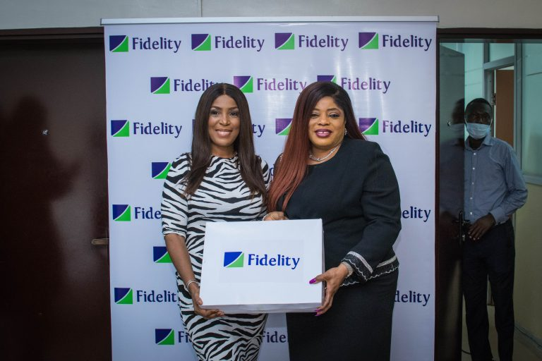 Toast to Women In Leadership: Linda Ikeji Pays Courtesy Visit to Fidelity MD…