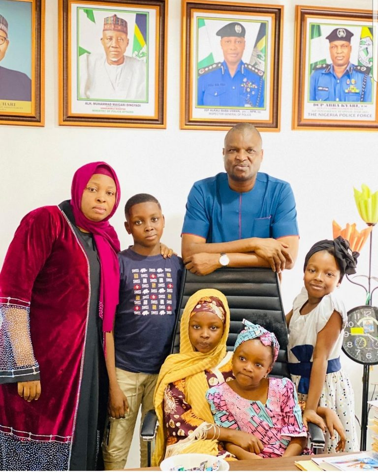 """Photos: """"They Displaced Me And Took Over My Seat"""" – Says DCP Abba Kyari…"""