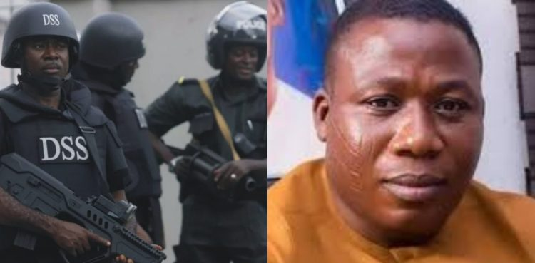 FG: Igboho trying to flee Nigeria, alerts DSS, IG, NIA not to allow his escape…