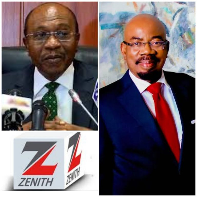 ZENITH BANK: SEE WHAT IT DID WITH DEPOSITORS' FUNDS FOR 30YEARS (EXCLUSIVE)…
