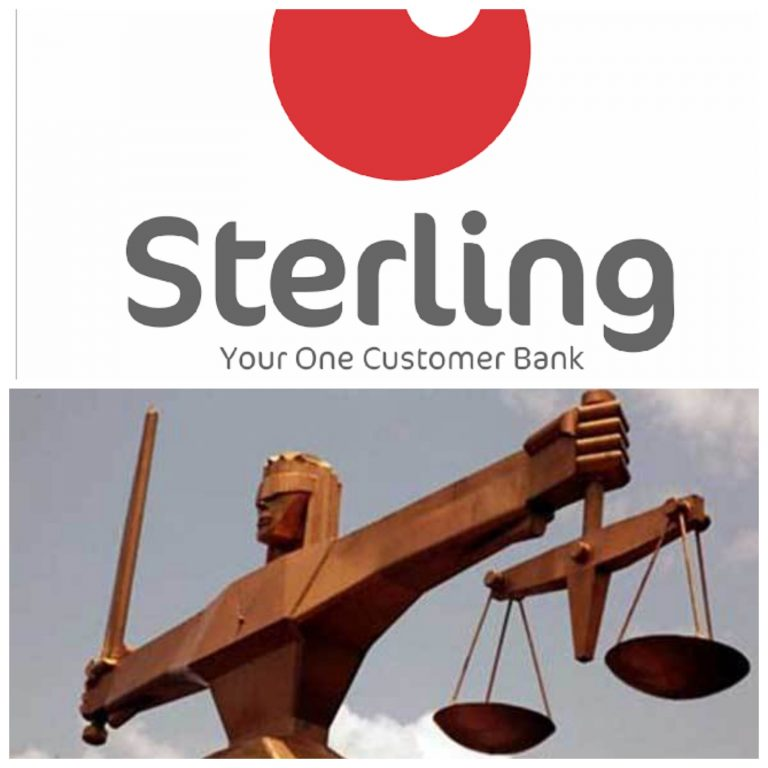 N20bn Bail-Out Loan: Court Freeezes Kogi State Account In Sterling Bank…