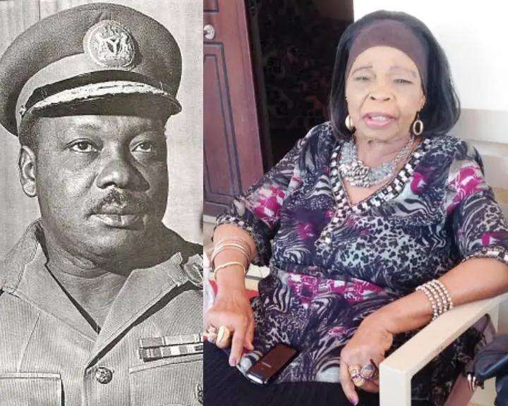 Victoria Aguiyi-Ironsi, Former First Lady, Dies At 97…