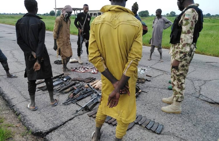 Military Intensifies Offensive Operations Against Boko Haram, ISWAP As COAS Visits Gov Muhammad, Division 8…