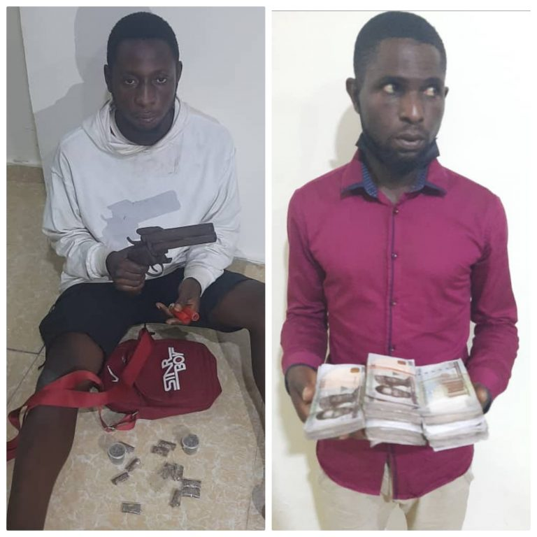 CP Odumosu's Officers Reject N500,000 Bribe, Nab Robbery, Cultist Suspects…