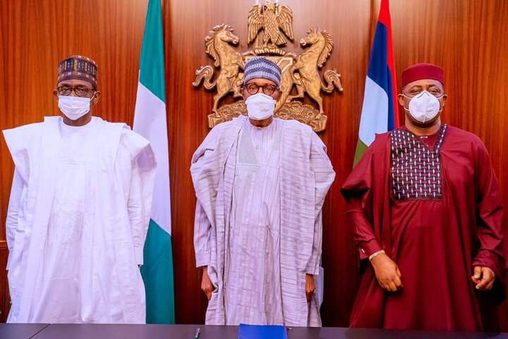 After Several Denials, FFK Defects To APC, Received By Buhari …