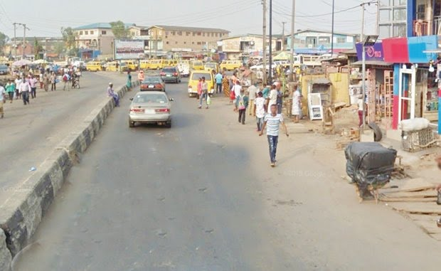 'LAST TRIP': Uber Driver Dies While Conveying Passenger In Lagos…