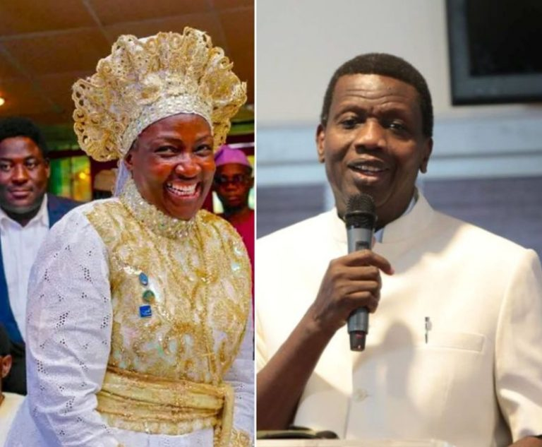 Why I attended, preached at Esther Ajayi's church commissioning – Adeboye…
