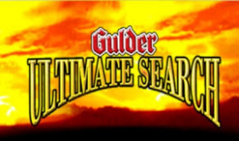 Gulder Ultimate Search Returns To TV Screens…