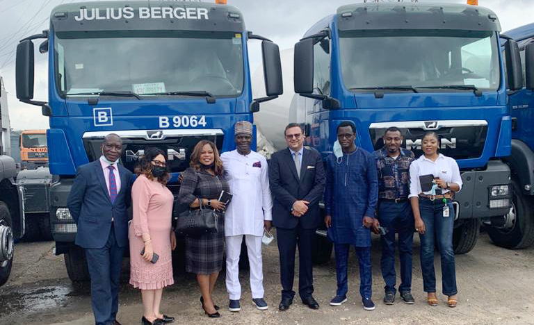 SCOA Boss Commends Unity Bank, Others for Facilitating Supply of N15.5b worth of Trucks, Equipment to Julius Berger…