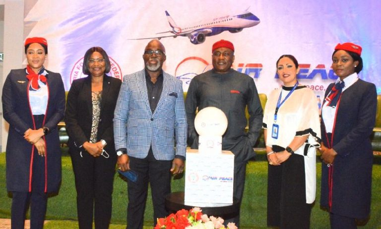 Air Peace Partners NFF As Official Airline Of National Team…